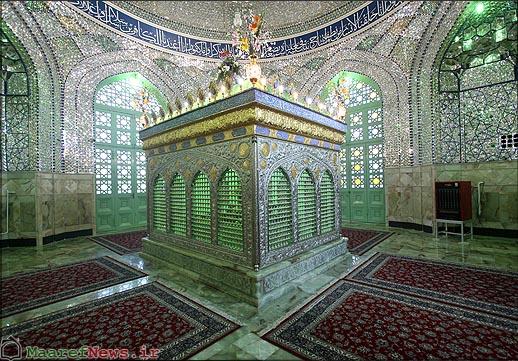 امامزاده موسي مبرقع (ع)